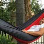Relax With This Ultralight Camping Hammock