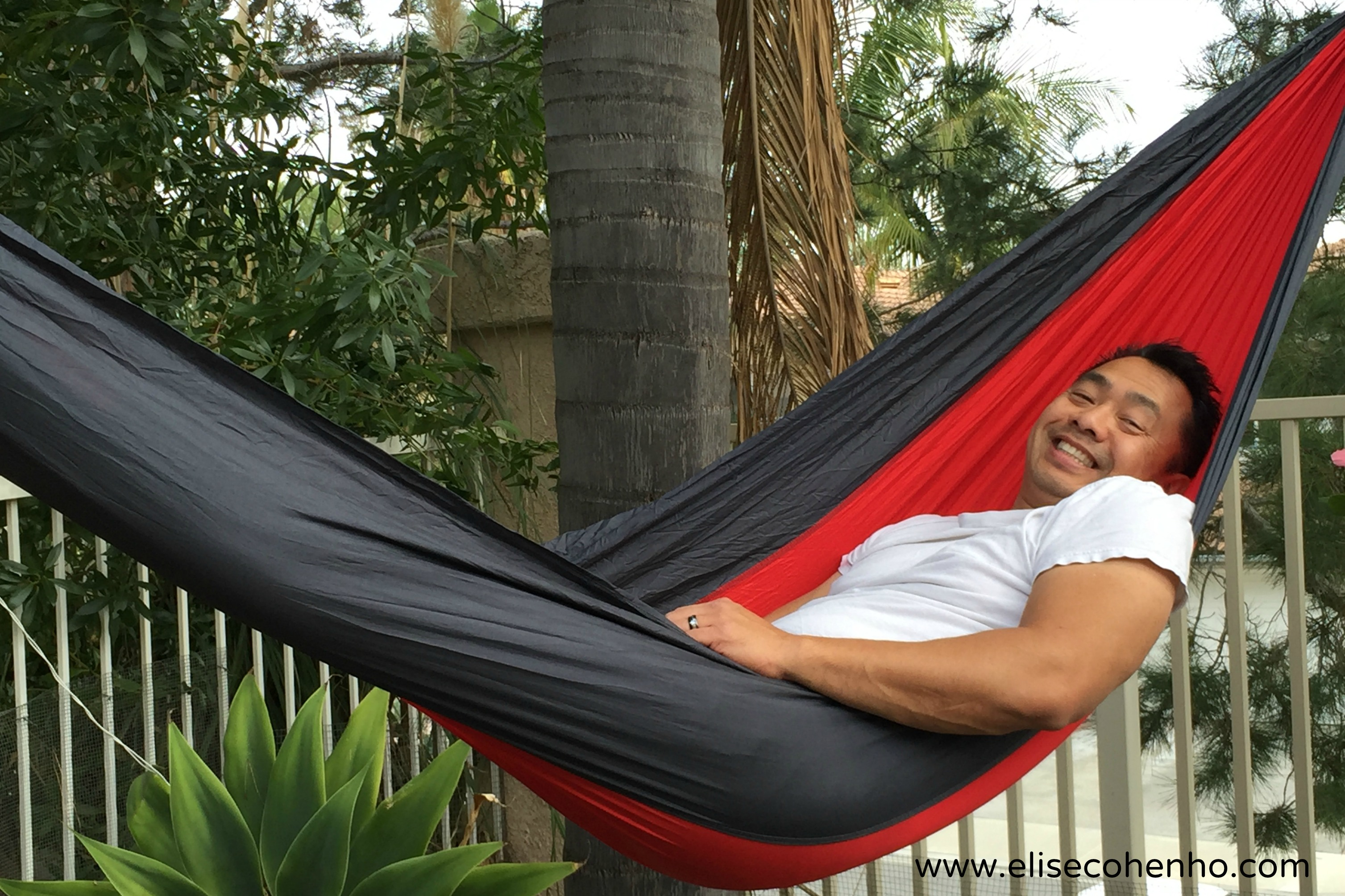ultralight camping hammock product review