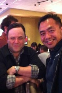 jason alexander and Henry Ho at Valley View Casino