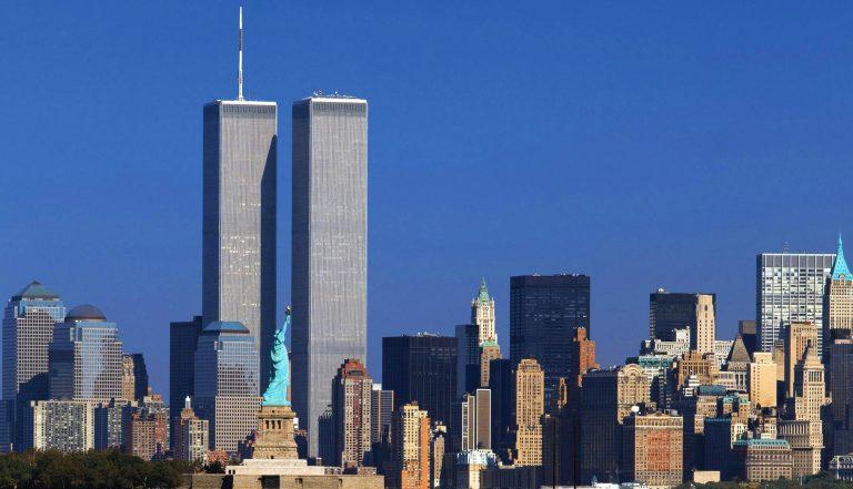 I cry for the World Trade Center Pre 911