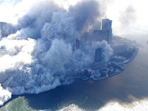 We can never forget the disaster that occurred on 9/11