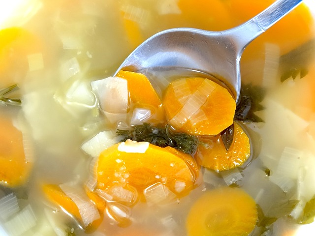 popeye's vegetable soup