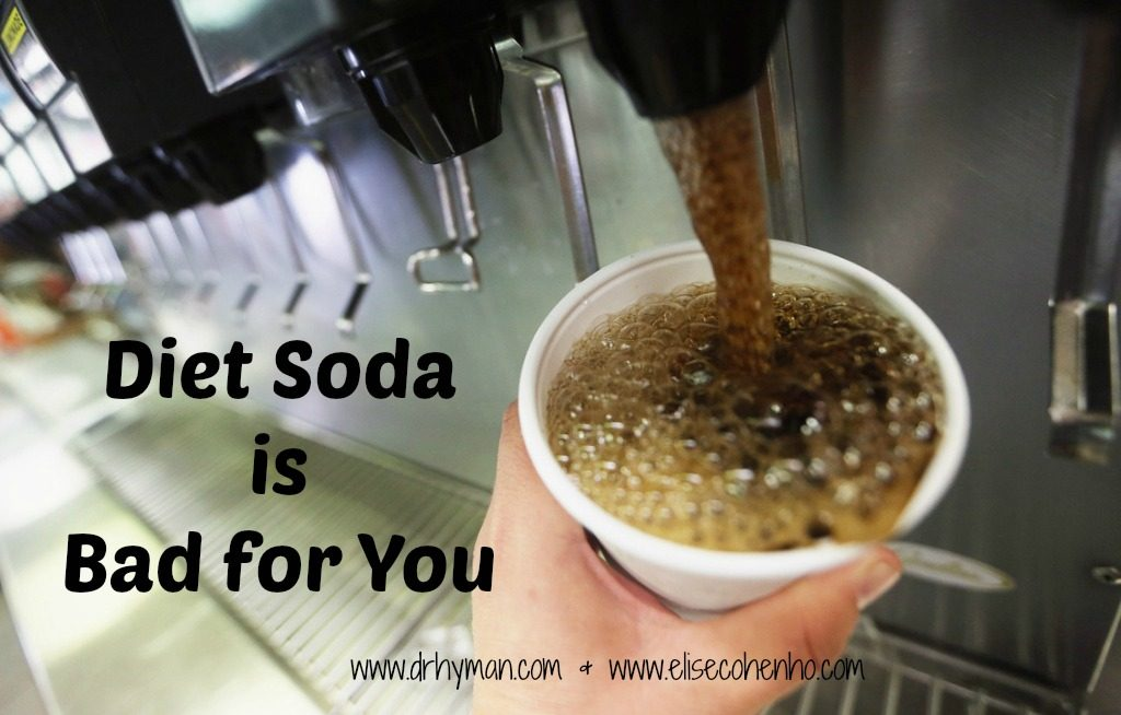 diet soda is bad for you