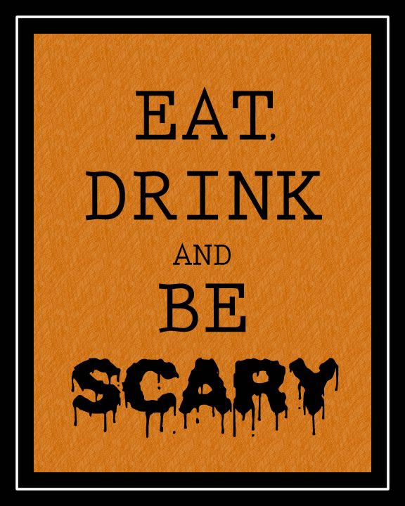 Free Printable offered in this Halloween Round up that is comepltely full of fun.