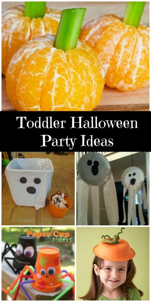 For the younger set these Toddler Halloween Party Ideas from Creative Ramblings may be just the ticket.