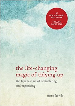 For great tips and insight on organization, you may like to read and follow the principles of The Life-Changing Magic of Tidying Up: The Japanese Art of Decluttering and Organizing by Marie Kondo