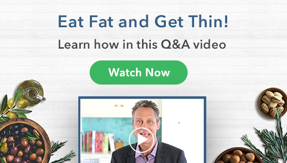to celebrate the launch of Eat Fat, Get Thin, Dr. Hyman has created a powerful Q&A Video that he is giving away – 100% free. Get the FREE Q&A Video here: http://tinyurl.com/grbfv89 #ad