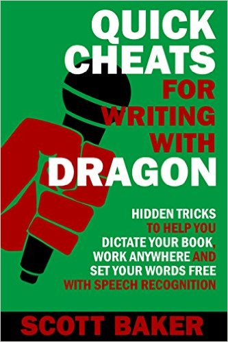 """""""From the author of 'The Writer's Guide to Training Your Dragon' this mini-guide will help you choose the right microphone, transcribe on-the-go with Dragon and put you on the path to sky-high word counts. You will also learn little-known tricks."""""""