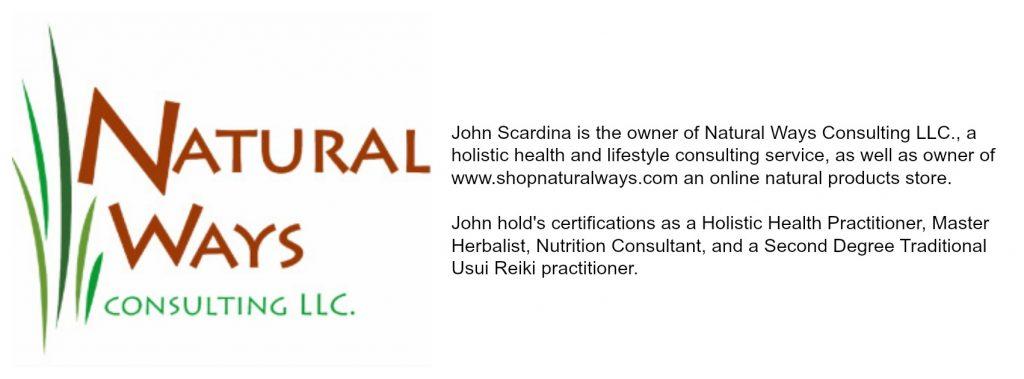 natural ways john scardina