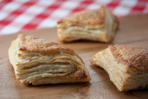 Apple Turnovers from Amy & Jacky at Pressure Cooker Recipes is sure to please.
