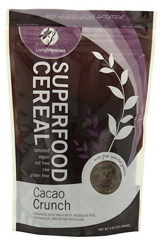 living intentions cacao crunch