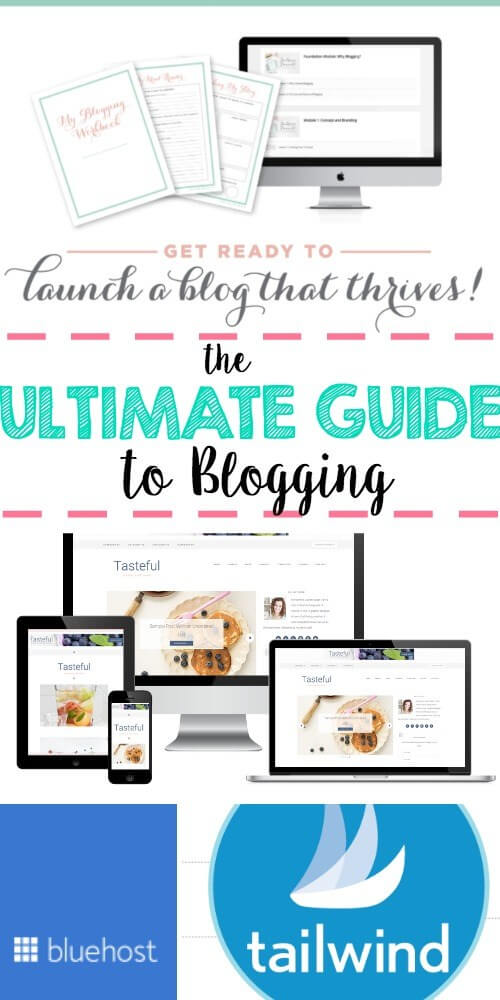 Next in our awesome list is The Ultimate Guide To Blogging from Sweet Pea Lifestyle. Scheduling is a big part of this. Even bloggers have to sleep y'all. :)
