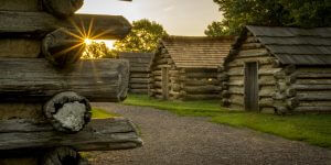 Muhlenberg Huts | Valley Forge National Historical Park