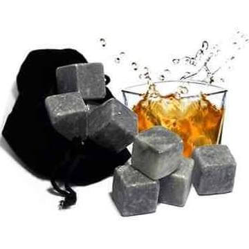 If Dad enjoys a good whiskey, or any other drink, but does not like it watered down with melting ice then then Chill Rocks Beverage Chilling Stones are a great choice.