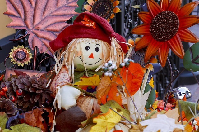Traditions such as eating certain foods, writing out things and people you are thankful for on a butcher paper tablecloth, taking a family walk or playing a game of Flag Football all make the holiday extra special. During my youth, we would watch The Wizard of Oz every Thanksgiving.