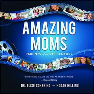 Amazing Momsis a coffee table book that features 115 moms from 12 different countries and a variety of family dynamics. It is filled with captivating self-portraits that reveal each mom's unique personality. http://amzn.to/2DoESgg