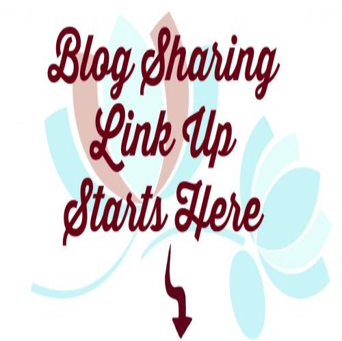 Blog Sharing Link Up