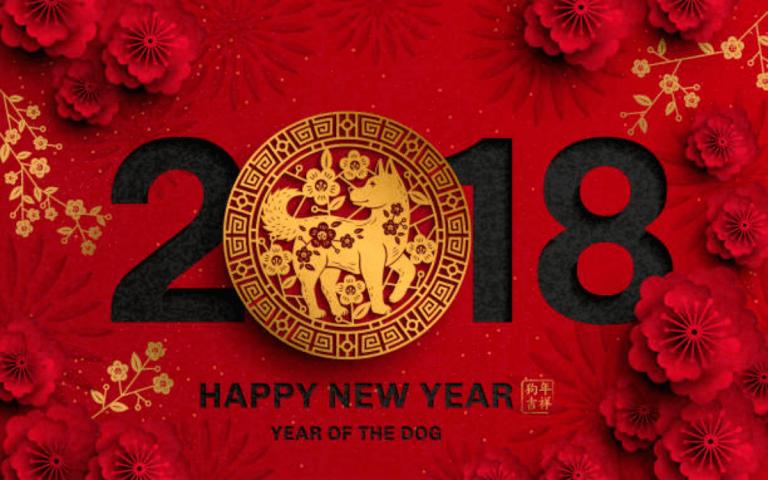 Chinese New Year 2018