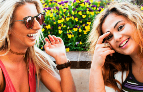 WHAT TO SAY TO A FRIEND WHO BLOGS