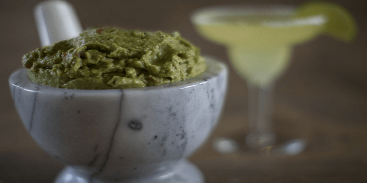How To Make My Son's Guacamole