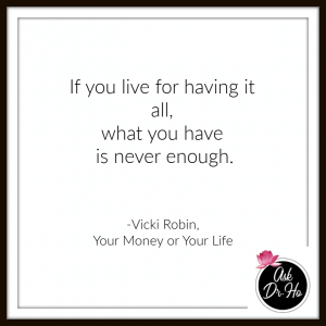 Your Money Or Your Life by Vicki Robin Also FREE on Audiobook. I will admit it. This book got my attention straight up because of the title. However, once I dug into it I really saw the magic.#ad https://amzn.to/2lBPnIg