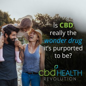 The CBD Health Revolution is online and FREE from January 13-19, 2020.