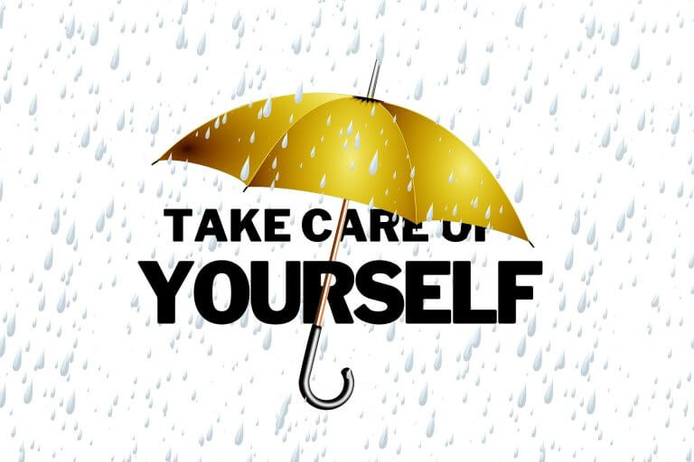 Do you intend to take care of yourself?