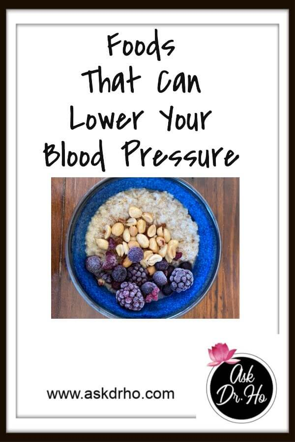 High blood pressure is a serious and widespread problem for people around the world. Among lifestyle changes, diet can play a hefty role in attaining a healthier, higher quality of life.