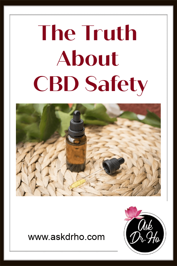 The Truth About CBD Safety