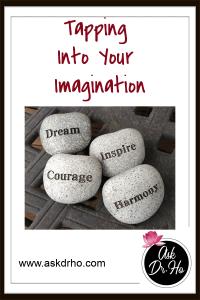 Tapping into your imagination