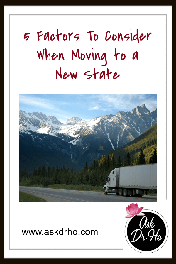country moving van
