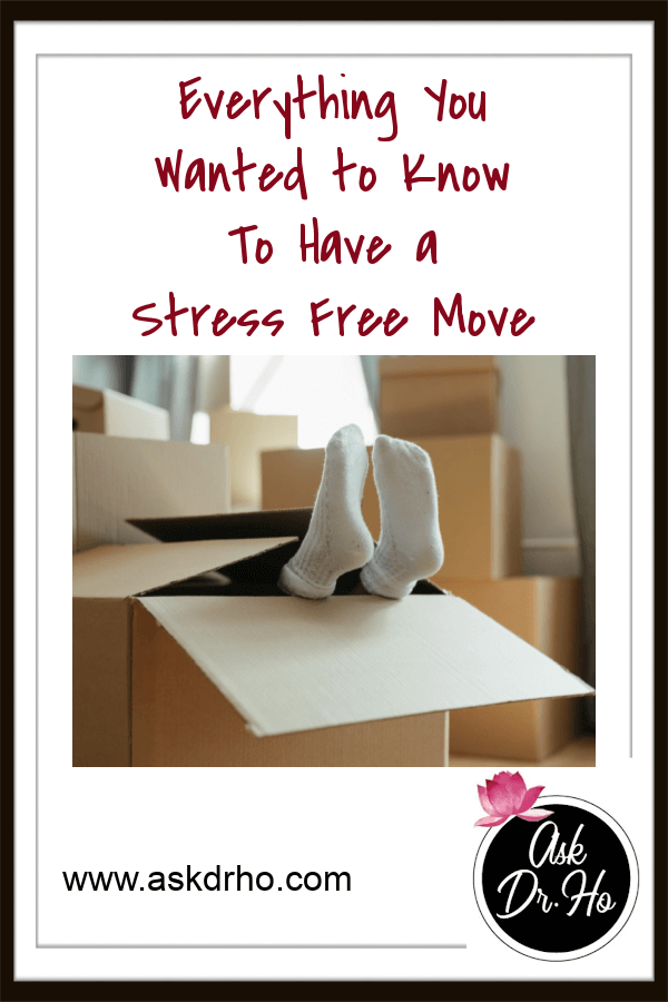Everything You Wanted to Know To Have a Stress Free Move