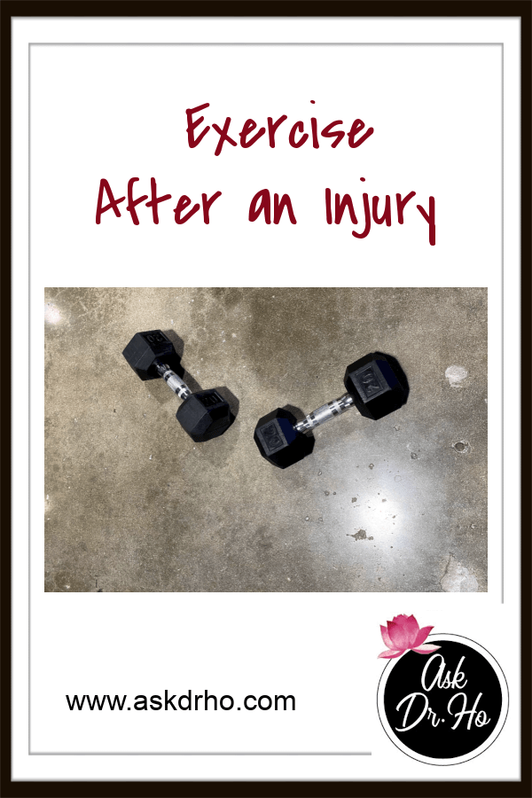 Exercise After an Injury