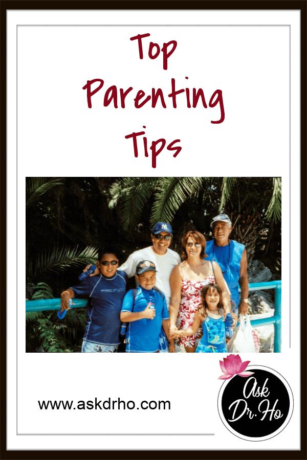 Top Parenting Tips