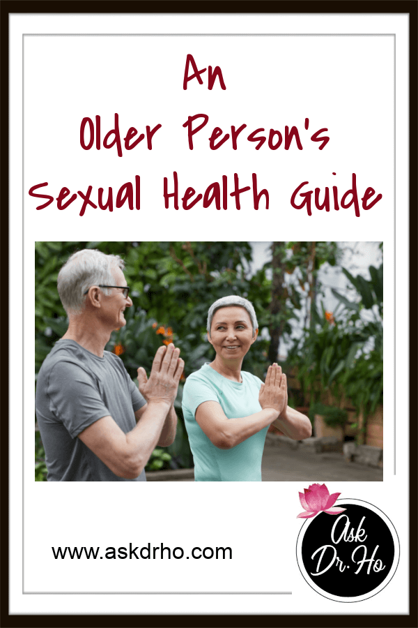 Older Person's Sexual Health Guide