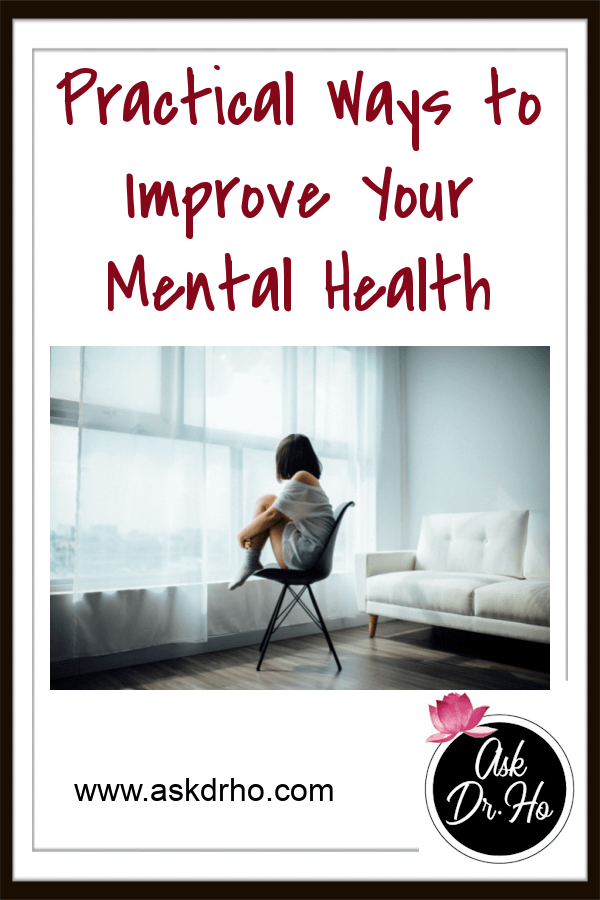 Practical Ways to Improve Your Mental Health and Become Your Best Self