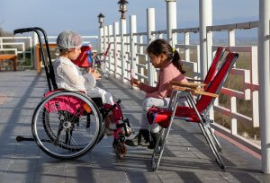 Child Living With a Disability